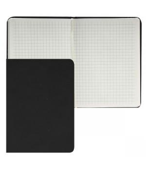 Книжка записная А6 (105*145) 80л тв обл 7Бц к/з deVENTE Cosca тонир ляссе 2052839 черн