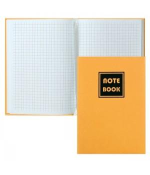 Книжка записная В6 (123*175) 80л тв обл 7Бц к/з поролон deVENTE Intenso ляссе 2052703 неон оранж