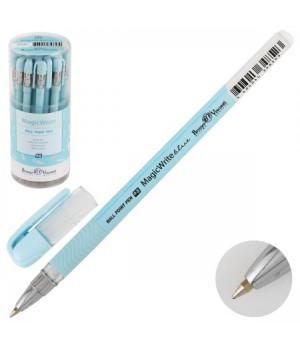 Ручка шар дет 0,5 MagicWrite Зайка 20-0240/01 син пл/уп