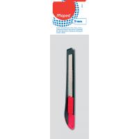 START Нож канцелярский 9мм, пластиковый, с ручным фиксатором лезвия