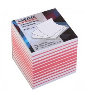 Бумага для заметок 8*8*8 куб 2цв deVENTE 2012633 не скл