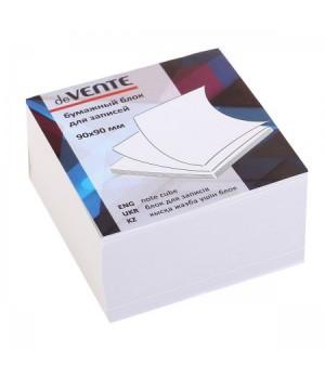 Бумага для заметок 9*9*5 куб офсет 80г/м 96% бел deVENTE 2012626/У59638 скл
