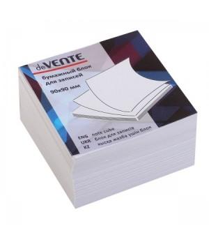 Бумага для заметок 9*9*5 куб офсет 80г/м 96% бел deVENTE 2012624/У59636 не скл