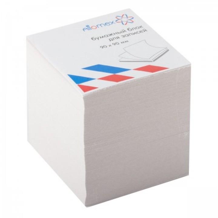 Бумага для заметок 9*9*9 куб газет 55-60г/м 70-80% Эконом 2012647/У59982