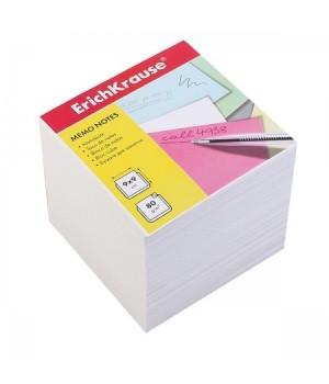 Бумага для заметок 9*9*9 куб бел ЕК 4454 не скл
