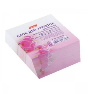 Бумага для заметок 9*11мм Розовая орхидея LN9к_03491