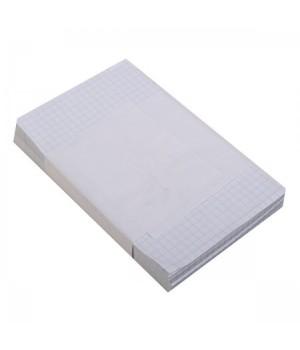 Бумага для заметок 10*16 клетка 5с3