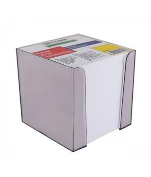 Бумага для заметок 9*9*9 куб бел в тонир подст ПВ42 не скл