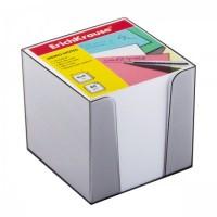 Бумага для заметок 9*9*9 куб бел в пласт подст EK 4458 не скл