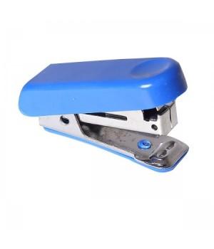 Степлер №10 мини на 10л пласт Attomex 4142315 син