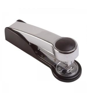Степлер №10 на 12л метал пласт M-6920 черн метал