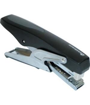 Степлер №24/6 на 25л метал пласт плаер ЕК 18222 черн (2 режима скрепления)