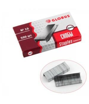 Скобы для степлера №10 оцинк С10-500