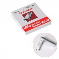 Скобы для степлера №23/10 оцинк C23/10-1000