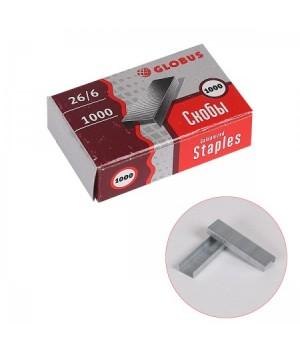 Скобы для степлера №26/6 оцинк C26/6-1000