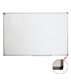 Доска магнитно-маркерная настенная А0 (120*180см) лак покрыт алюм рамка 200664 KLERK PREMIUM бел