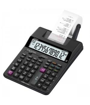 Калькулятор с печат Casio (12 разр) HR-150RCE-WA-EC 295*165*65мм черн