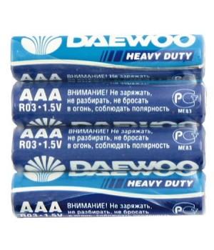 Батарейка Daewoo R03 б/б (4)