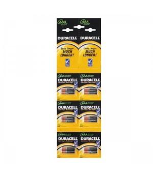 Батарейка Duracell LR03 NEW BL-2*6