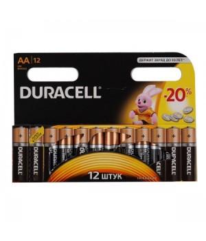 Батарейка Duracell LR06 BASIC/NEW BL-12