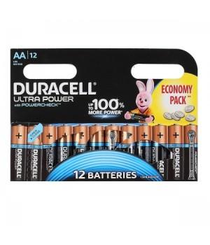 Батарейка Duracell LR06 Ultra Power BL-12