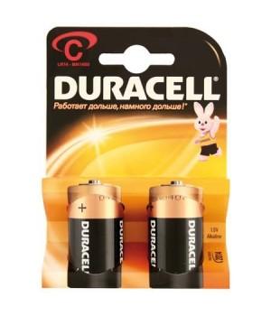 Батарейка Duracell LR14 BL-2