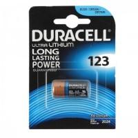 Батарейка Duracell 123A ULTRA