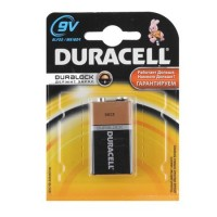 Батарейка Duracell 6LR61/6LF22 BL*1