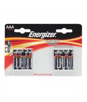 Батарейка Energizer LR03 Alk Power 8*BL