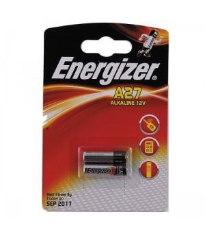 Батарейка Energizer 27А MN 21 BL*2