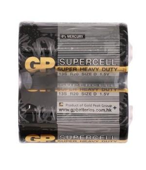 Батарейка GP R20 Supercell б/б