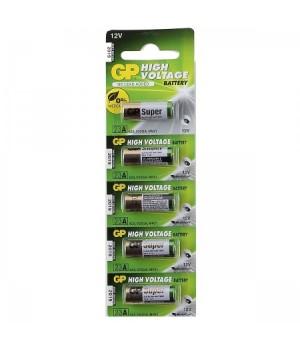 Батарейка GP 23А MN 21 BL*5