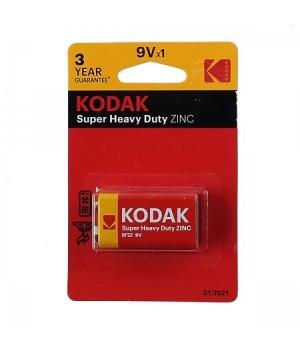 Батарейка Kodak 6F22 1*BL