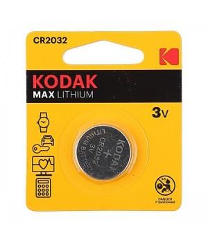 Батарейка Kodak литий CR2032 1*BL