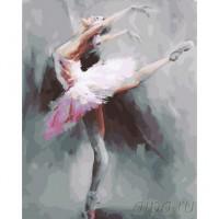 Восхитительный балет Раскраска картина по номерам на холсте GX26931