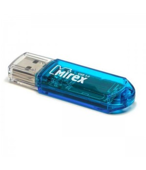 Флеш-память USB 4 Gb Mirex Elf USB 2.0, синий