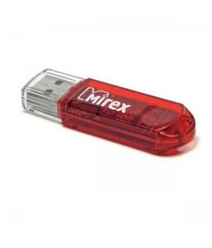 Флеш-память USB 4 Gb Mirex Elf USB 2.0, красный
