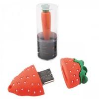 Флеш-память USB 16 Gb 190568/4 КОКОС морковь