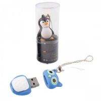 Флеш-память USB 16 Gb 190572/1 КОКОС пингвин