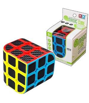 Кубик Рубика Magic Cube 4.5*5.3см, картонная упаковка 5,6*5,9см, европодвес