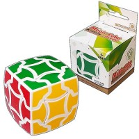 Кубик Рубика Magic Cube 5*5см, картонная упаковка 5,8*5,8см, европодвес