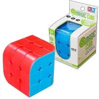 Кубик Рубика Magic Cube 5,4*5см, картонная упаковка 5,5*5,5см, европодвес