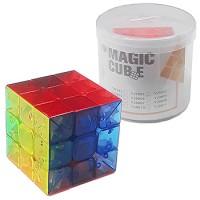 Кубик Рубика Magic Cube 5,5*5,5см в пластиковой коробке