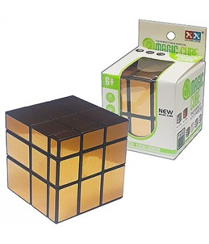 Кубик Рубика Magic Cube 6*6см картонная упаковка 6,2*6,2*6,2см, европодвес