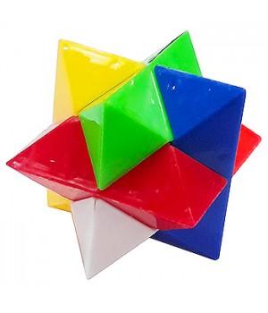 Фигурка-многоугольник Toys звезда, крест в ассортименте, 4,5см, в пакете, европодвес
