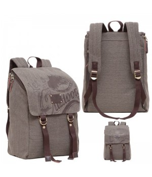 Рюкзак брезент 1отд 30*41*16 Grizzly RU-620-1 болотный