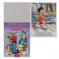 Наглядно-дидактическое пособие Правила маленького пешехода ПД-1177