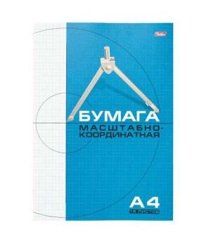 Бумага миллиметровая А4 16л 16Бм4_02284