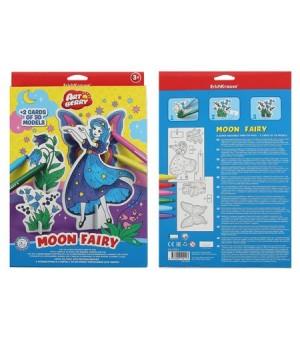 * Набор для рисования фломастерами 6цв 20*30см Moon Fairy 3D ArtBerry ЕК 37307 (10)