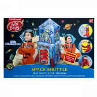 Игровой набор для раскрашивания 165*83*83см Space Shuttle Artberry ЕК 42958